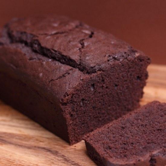 Rezept dark chocolate cake