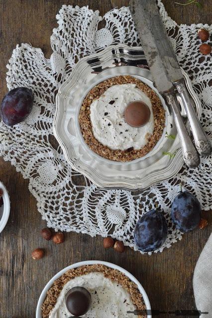 Rezept Dattel Tartelettes mit Schokoküssen
