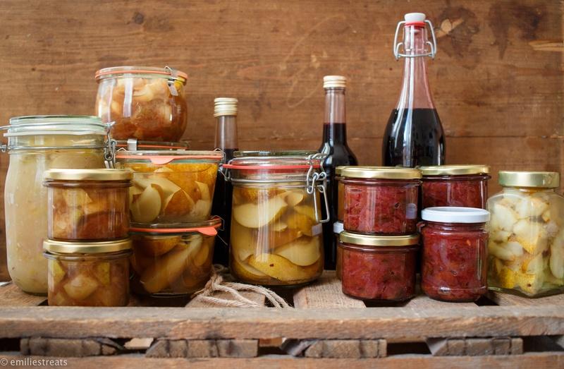 Rezept Den Sommer Einwecken - Inspirationen und ein Rezept für Zwetschgen-Chutney