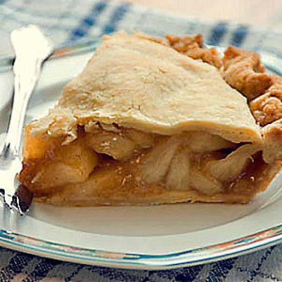 Rezept Der perfekte American Apple Pie