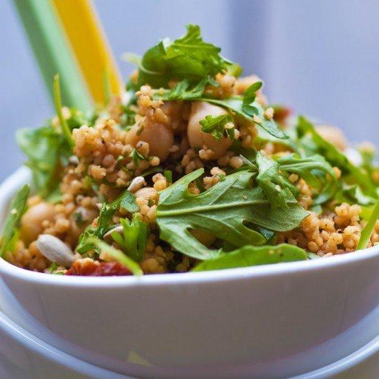 Rezept Der ultimative Couscous Salat
