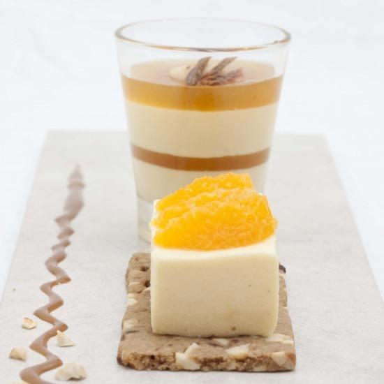 Rezept Dessert-Verführung im Quartett XIV