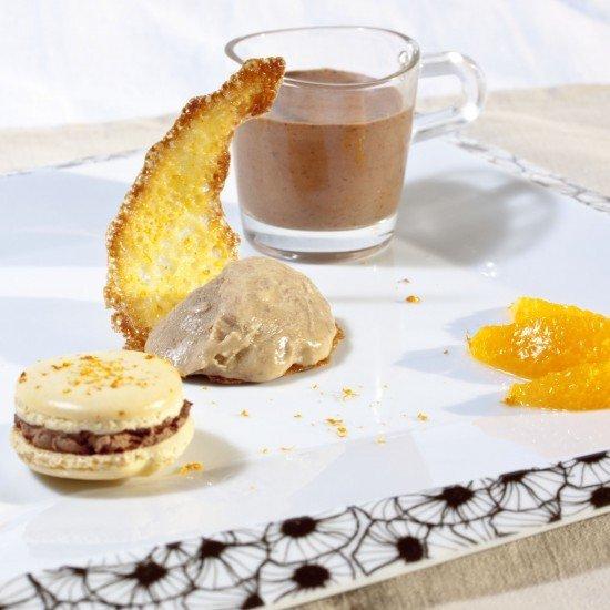 Rezept Dessert-Verführung im Quartett XV