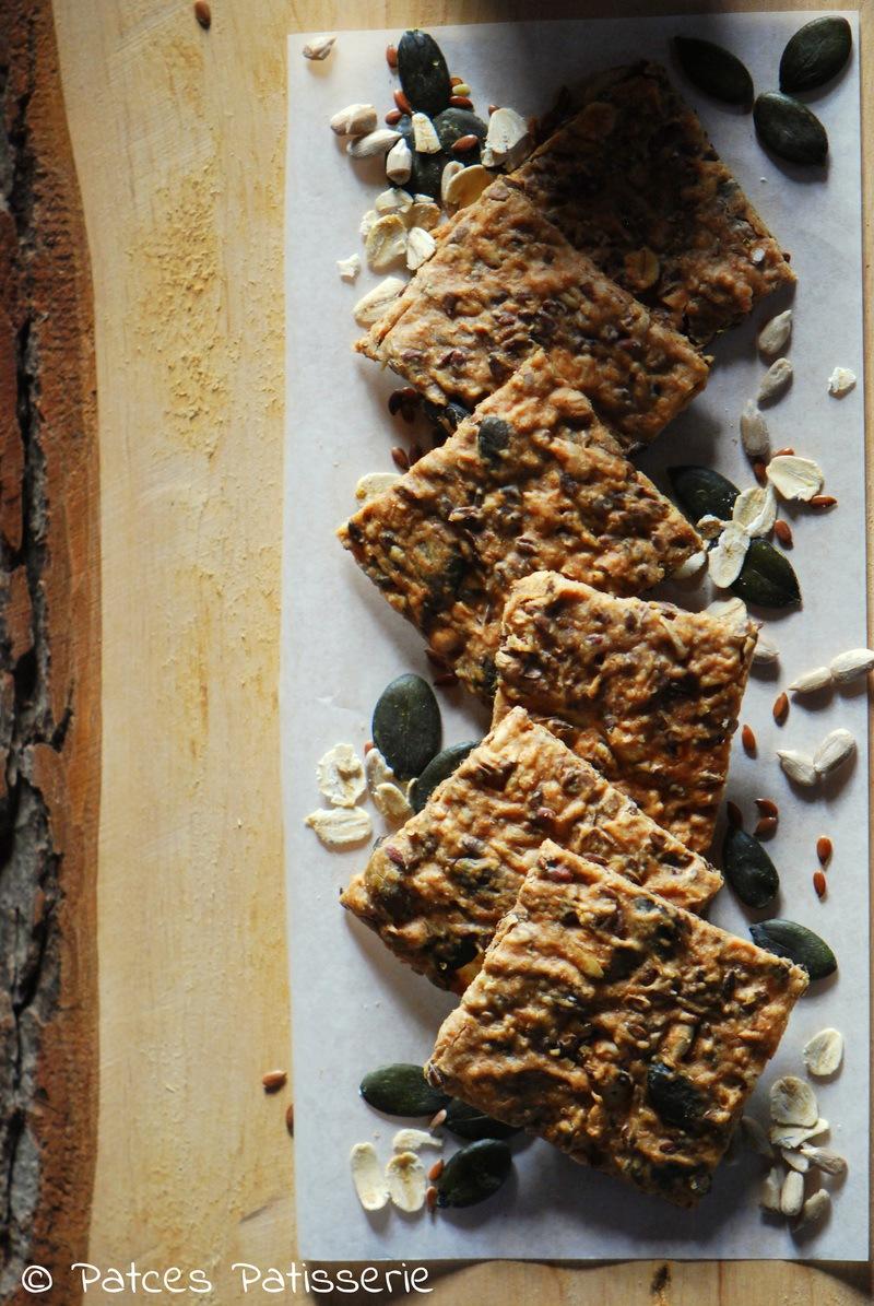 Rezept Dinkel-Cracker mit Saaten