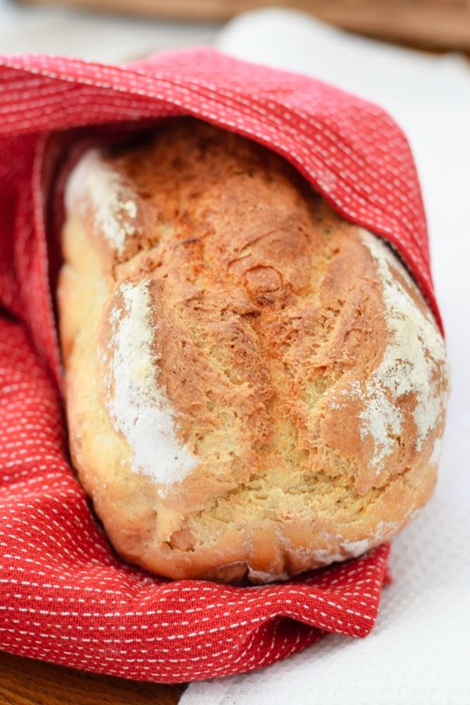 Rezept Dinkel Joghurt Brot