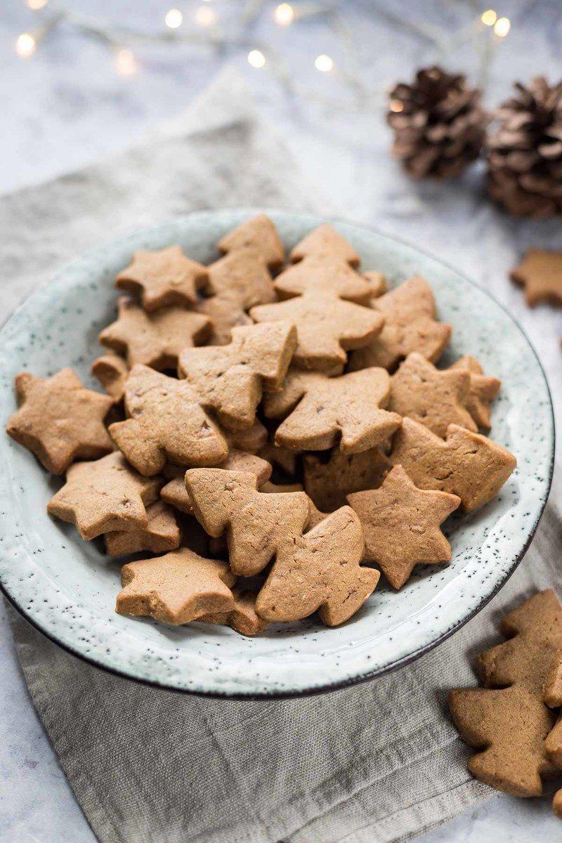Rezept Dinkel Lebkuchen (Leckere Weihnachtsplätzchen)