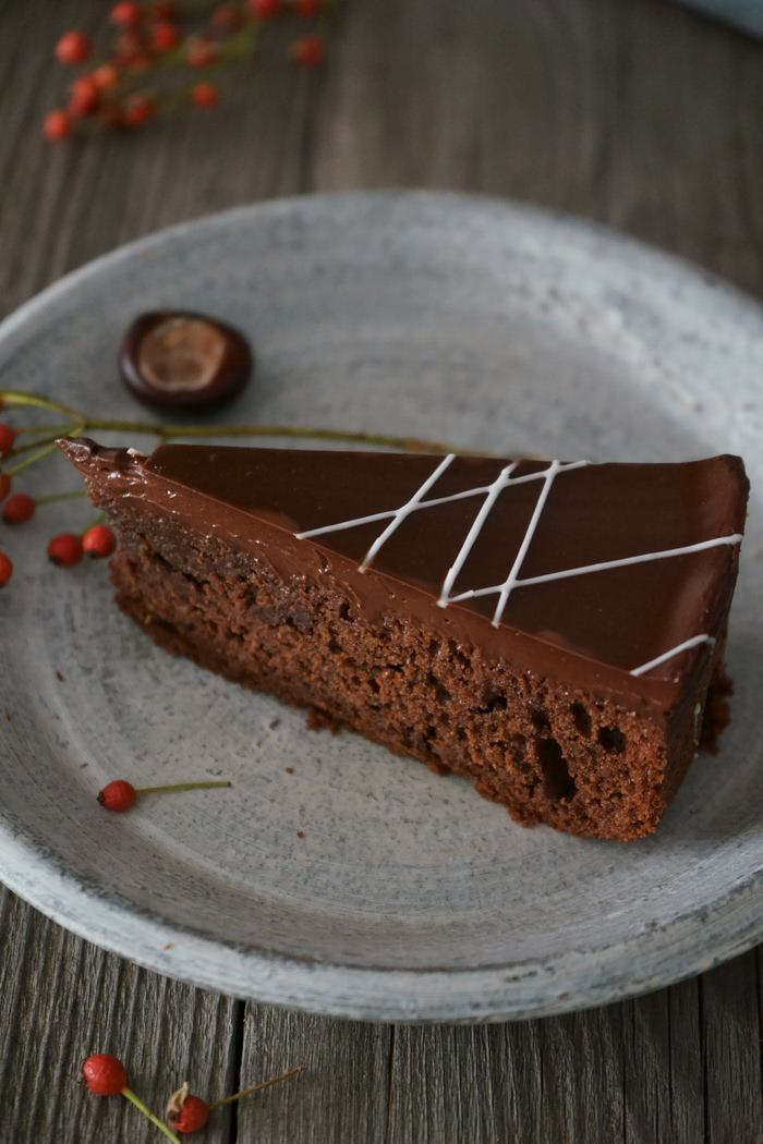 Rezept Double Chocolate Cake