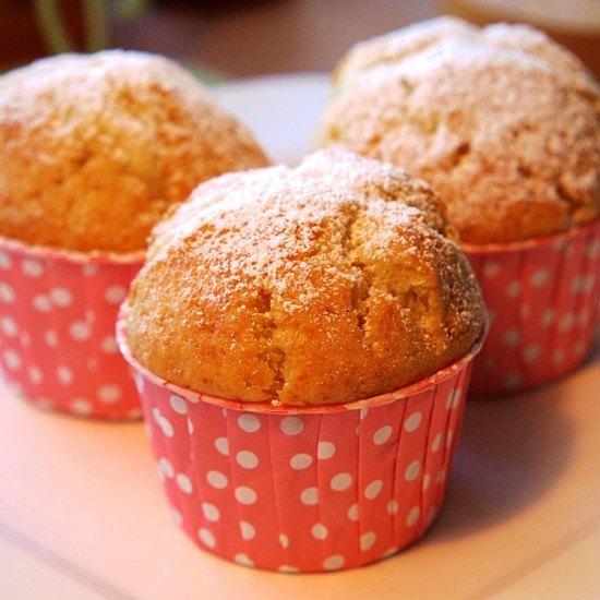 Rezept Doughnut-Muffins