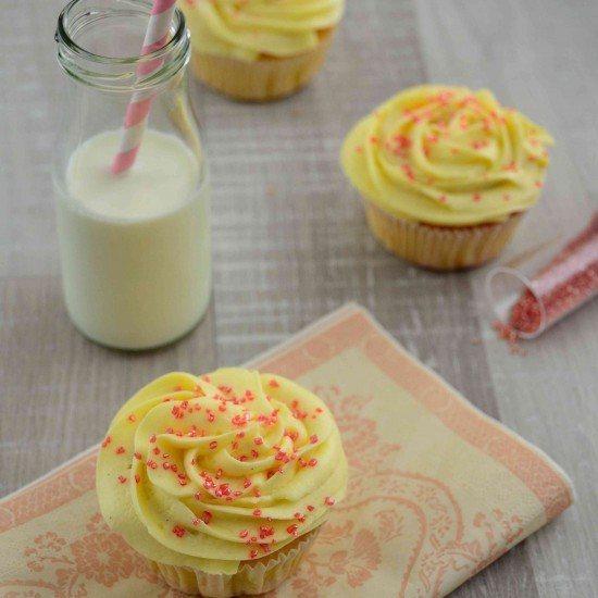 Rezept Eierlikör Cupcakes