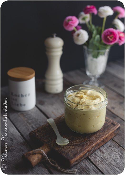 Rezept Eifreie Mayonnaise aus dem Thermomix