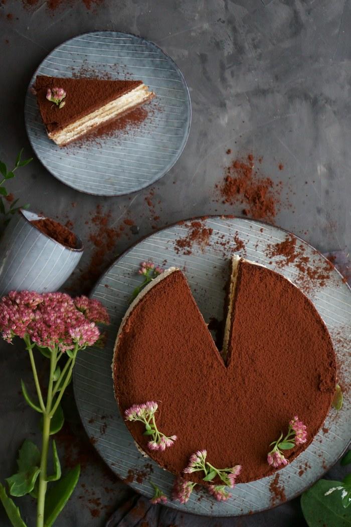 Rezept Einfache Tiramisu Torte