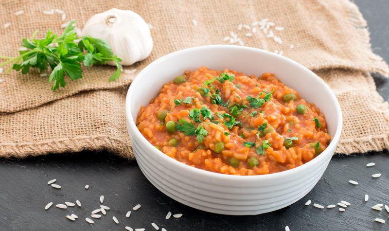 Rezept Einfacher Djuvec-Reis