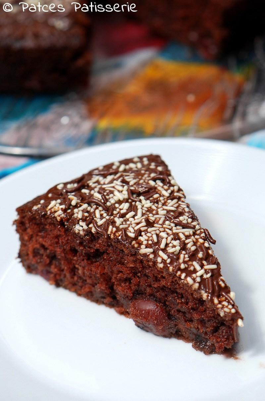 Rezept Einfacher Schokoladenkuchen mit Buttermilch & Natron