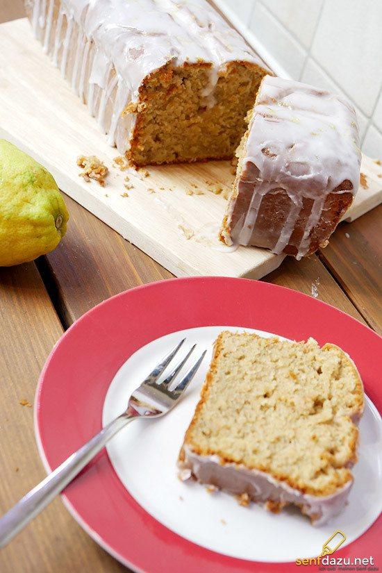 Rezept Einfacher Zitronenkuchen
