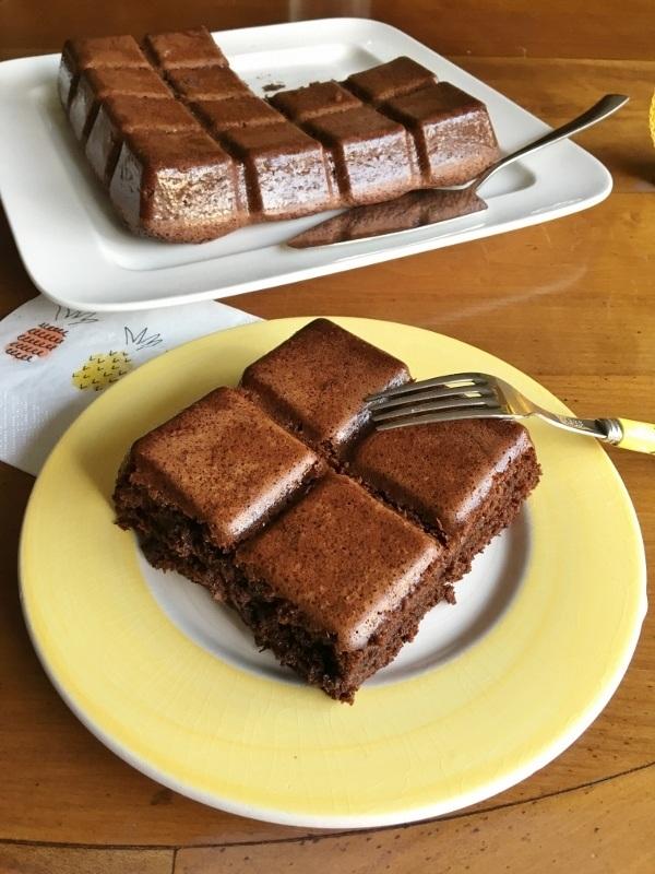 Rezept Einfachste Schokoladenkuchen