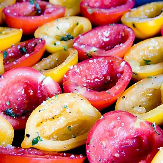 Rezept Eingelegte Tomaten