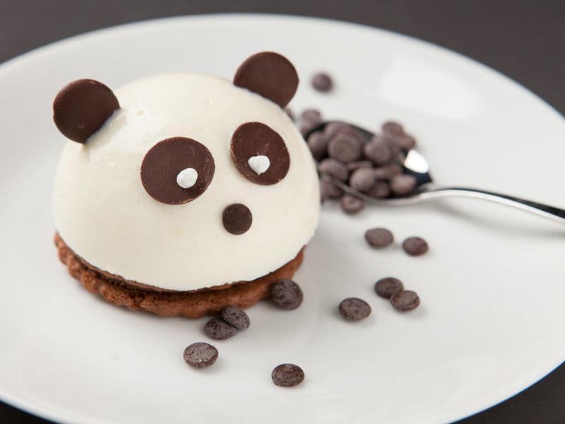 Rezept Eis-Pandas