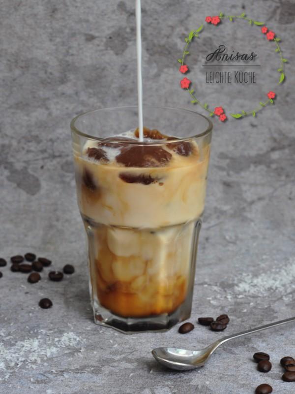 Rezept Eiskaffee