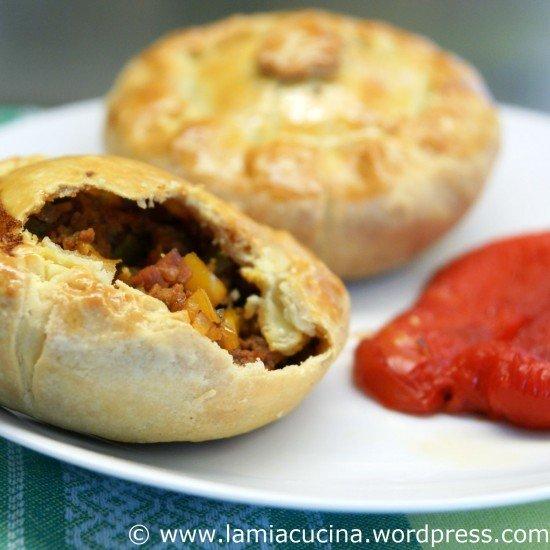 Rezept Empanadillas de carne