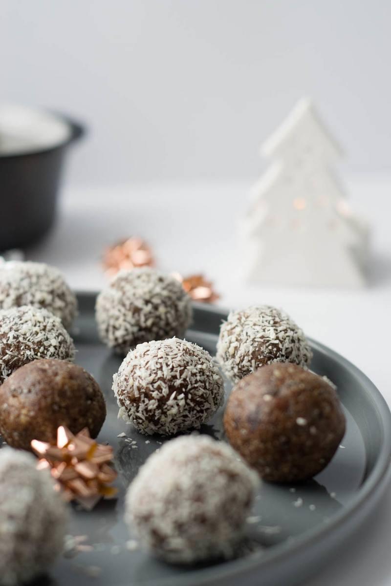 Rezept Energyballs mit Pecannüssen