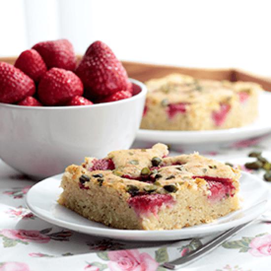 Rezept Erdbeer-Buttermilch-Kuchen