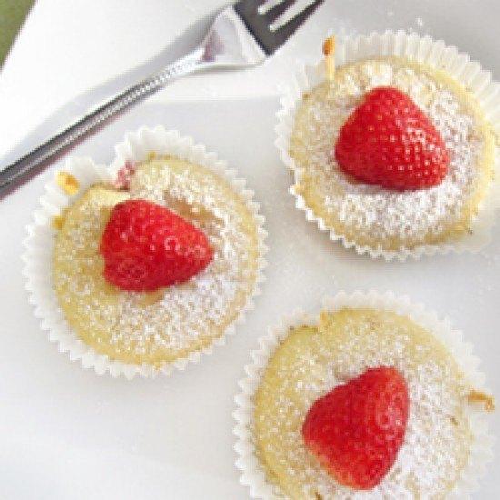 Rezept Erdbeer-Daiquiri-Muffins