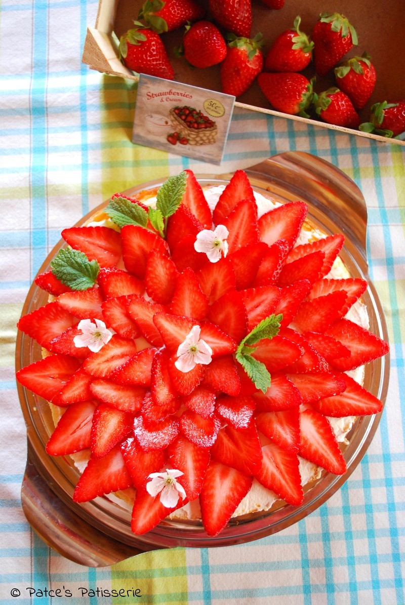 Rezept Erdbeer-Eierschecke