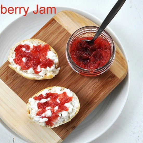 Rezept Erdbeer Marmelade mit Vanille