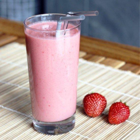 Rezept Erdbeer-Melonen-Shake