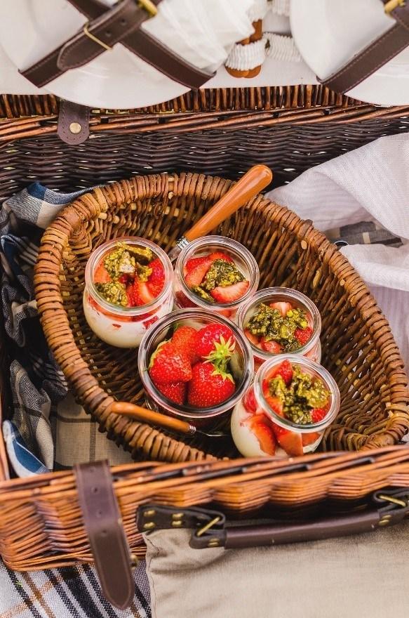 Rezept Erdbeer-Schoko-Traum