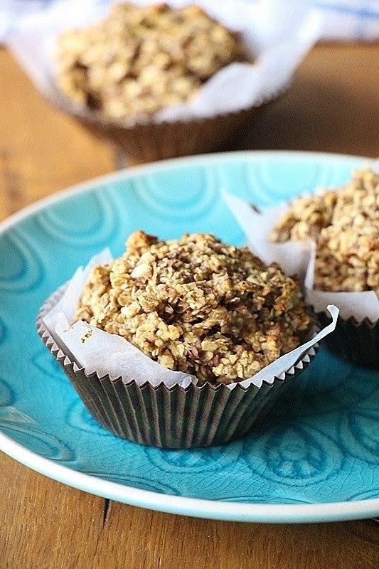 Rezept Erdnussbutter - Frühstücksmuffins