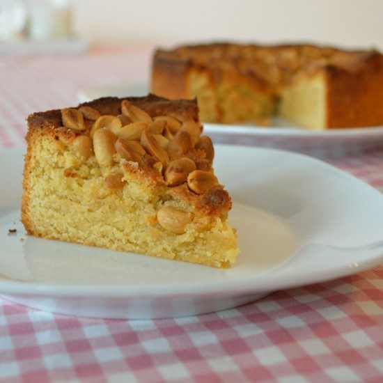 Rezept Erdnussbutter-Kuchen