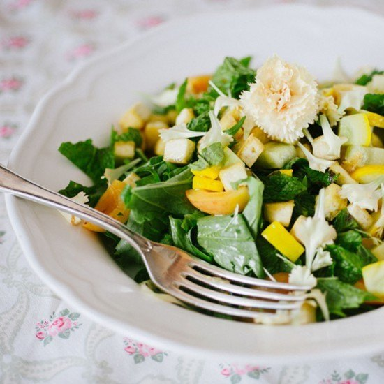 Rezept Erfrisch mich Salat