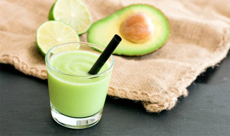 Rezept Erfrischender Avocado-Smoothie