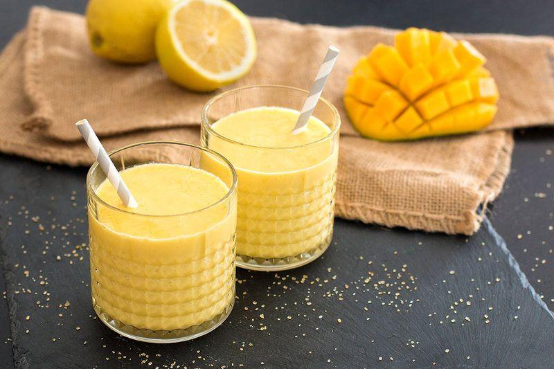 Rezept Erfrischender Mango-Lassi