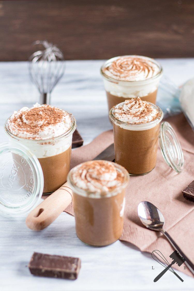 Rezept Espresso Schokoladen Mousse