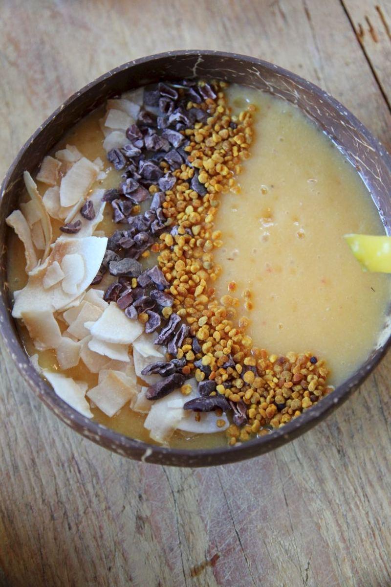 Rezept Exotic Smoothie Bowl