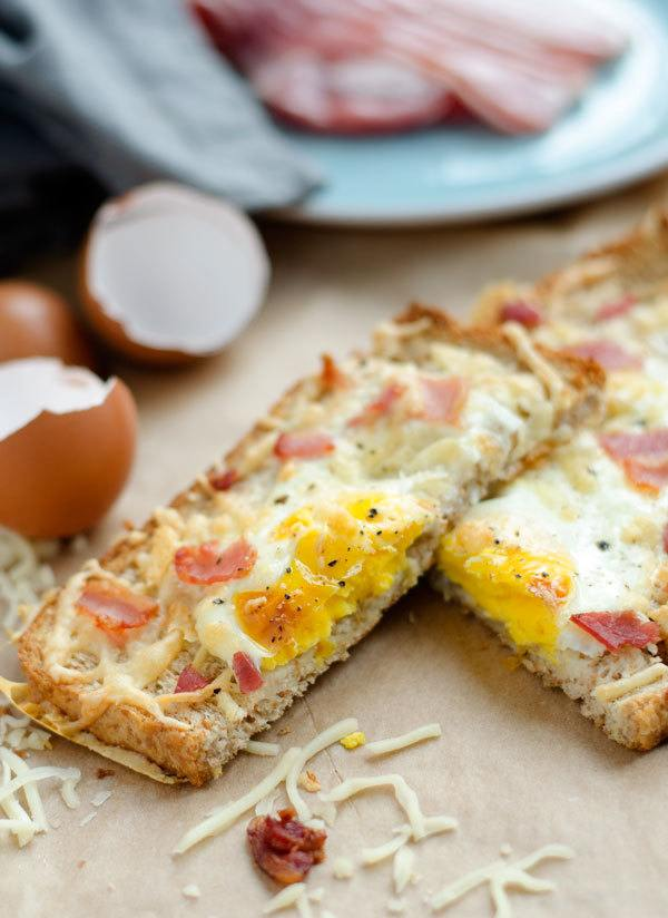 Rezept Extrem leckerer Frühstücks-Auflauf
