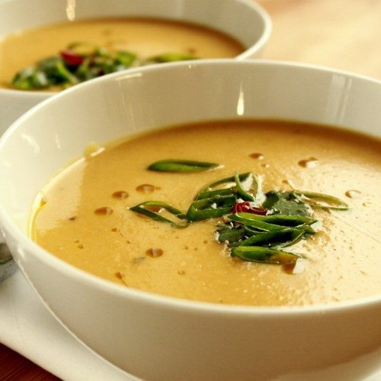 Rezept Fava Suppe