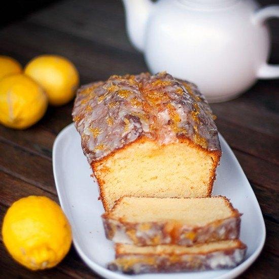 Rezept Feiner Zitronenkuchen