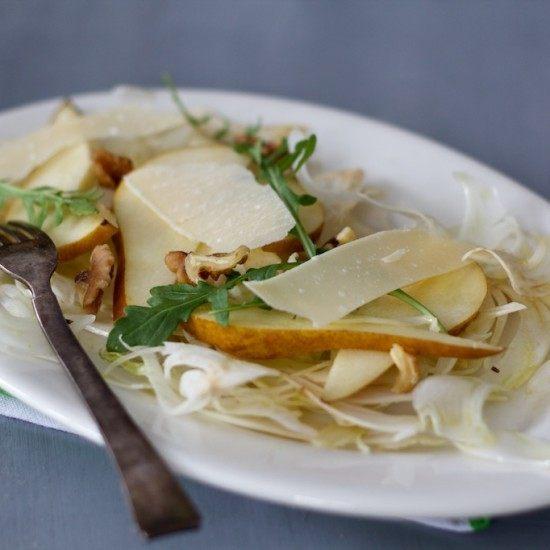 Rezept Fenchel Salat mit Birne