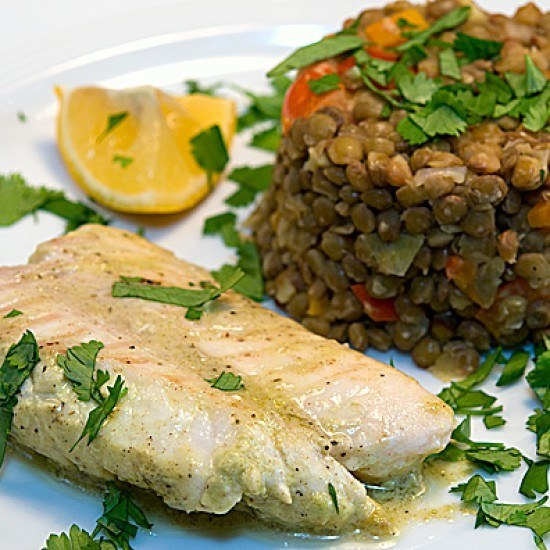 Rezept Fisch nach Luxor-Art