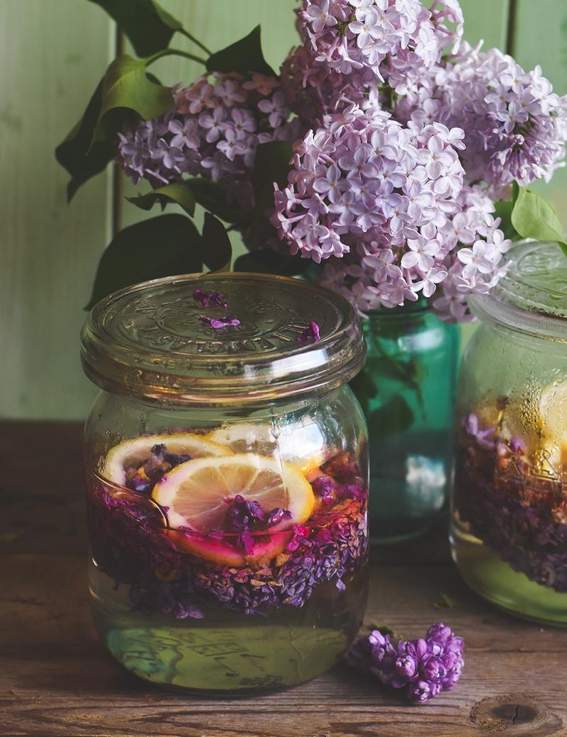Rezept Fliedersirup - So schmeckt der Frühling