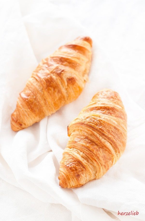Rezept Französische Croissants