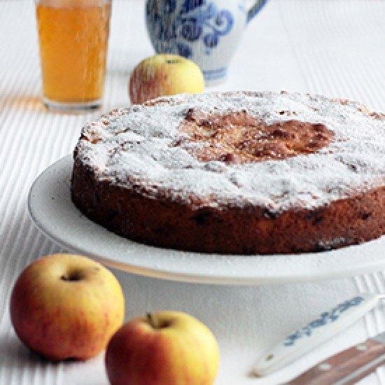 Rezept Französischer Apfelkuchen