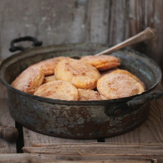 Rezept Fried Apple Pies