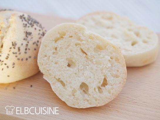 Rezept Frische Brötchen – ganz schnell auf den Frühstückstisch gezaubert!