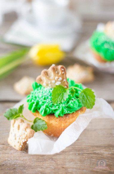 Rezept Froschkönig Cupcakes