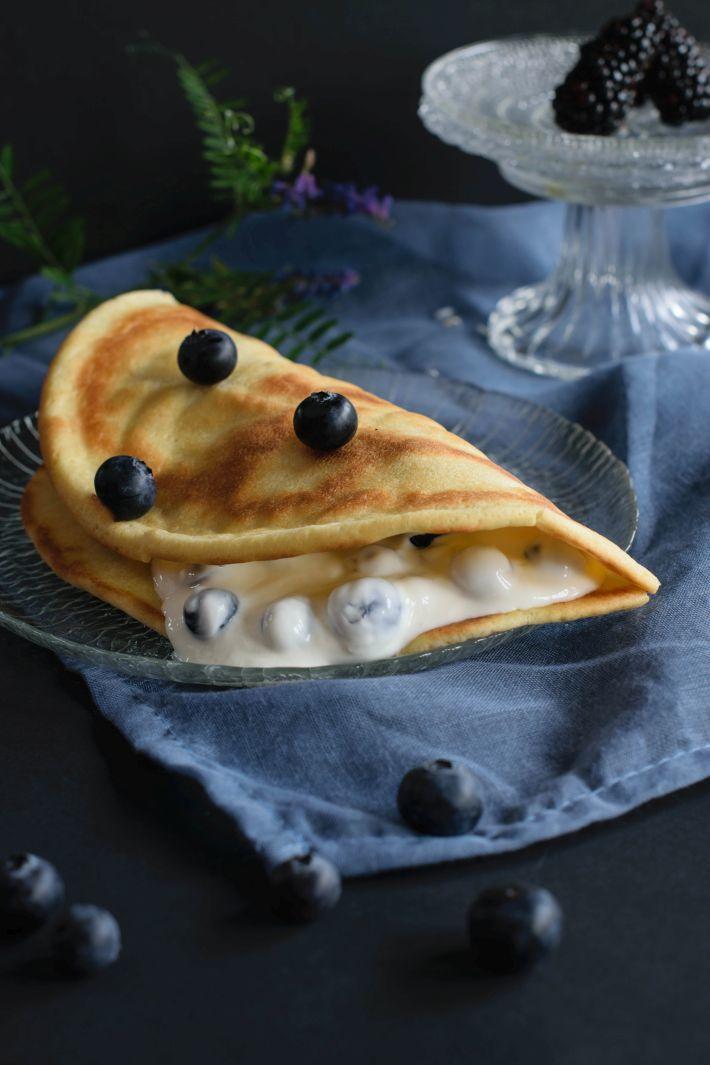 Rezept Fruchtiger Pfannkuchen