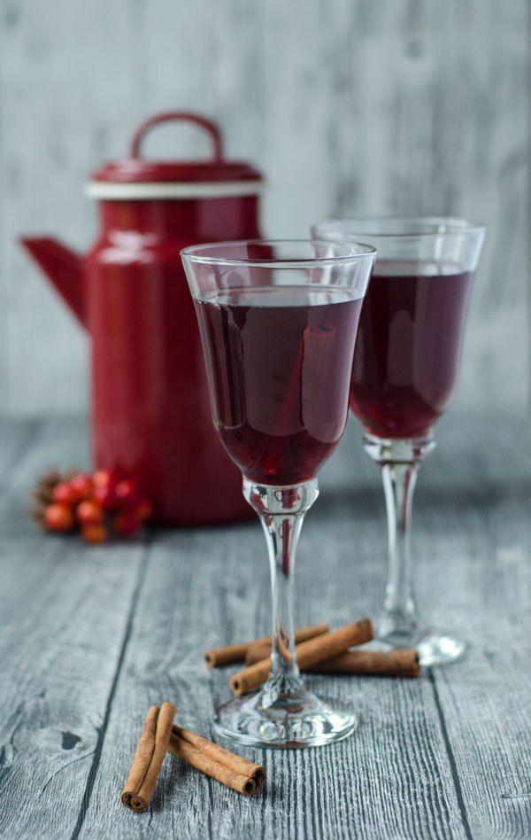 Rezept fruchtiger Winterpunsch
